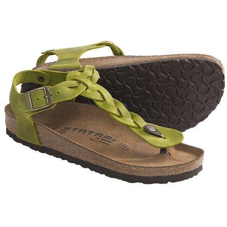 Birkenstock women's footwear